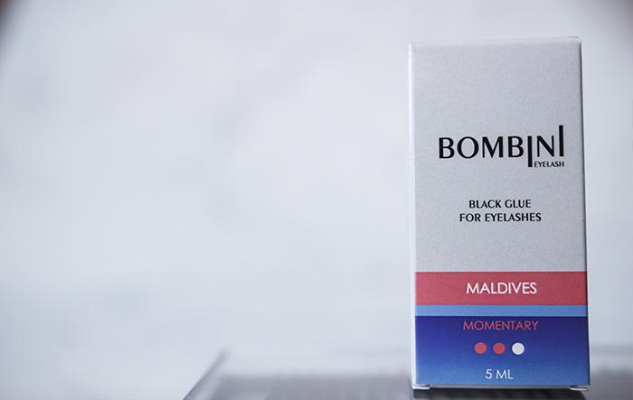 клей для наращивания ресниц bombini maldives