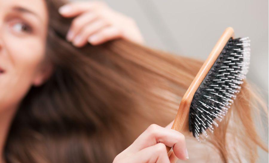 щетка для нарощенных волос