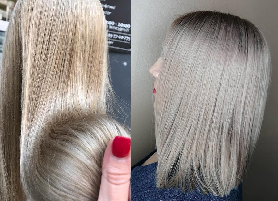 глубокое восстановление волос