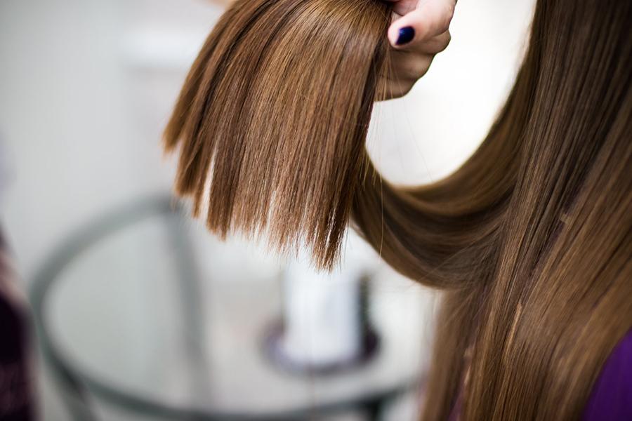 кератиновое выпрямление волос эффект после процедуры