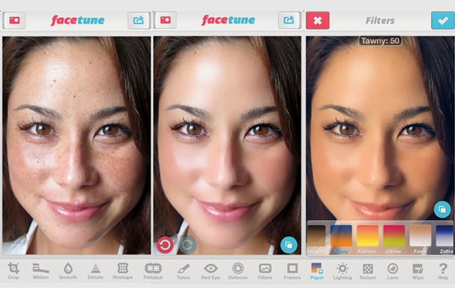 гимнастика программы айфон для фото чистое лицо собраны все создатели